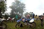 News Sortie moto enduro avec 15 membres du site !