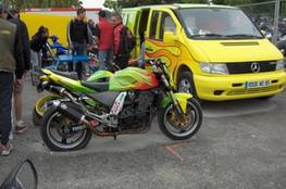 600 Hornet (stunt)