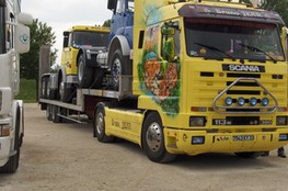 Camion (jaune)
