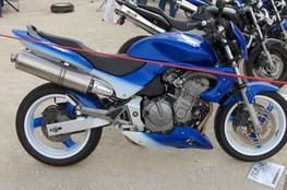 Hornet (bleue)