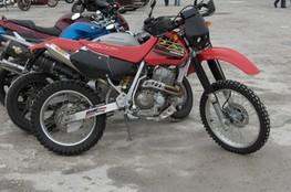 Honda 400 XR