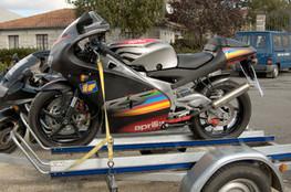 Aprilia 125 RS