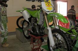 Kawasaki 125 KX