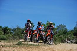 KTM crew