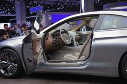 BMW Série 6 coupé