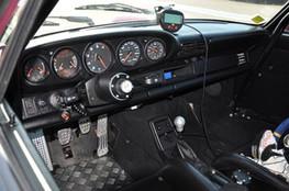 Intérieur Porsche