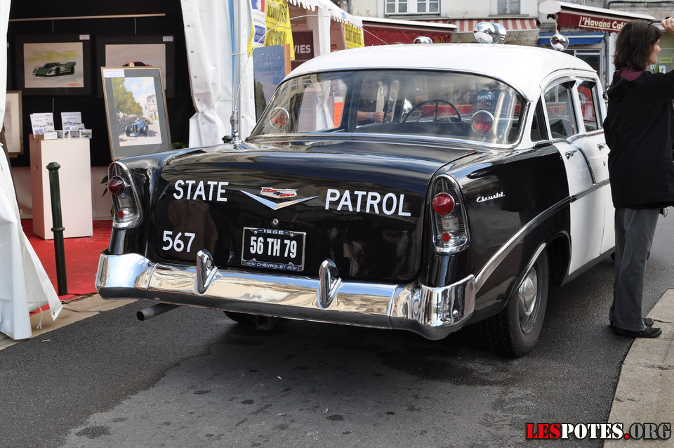 Photographie Chevrolet State Patrol