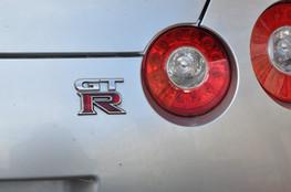 Nissan GTR détail