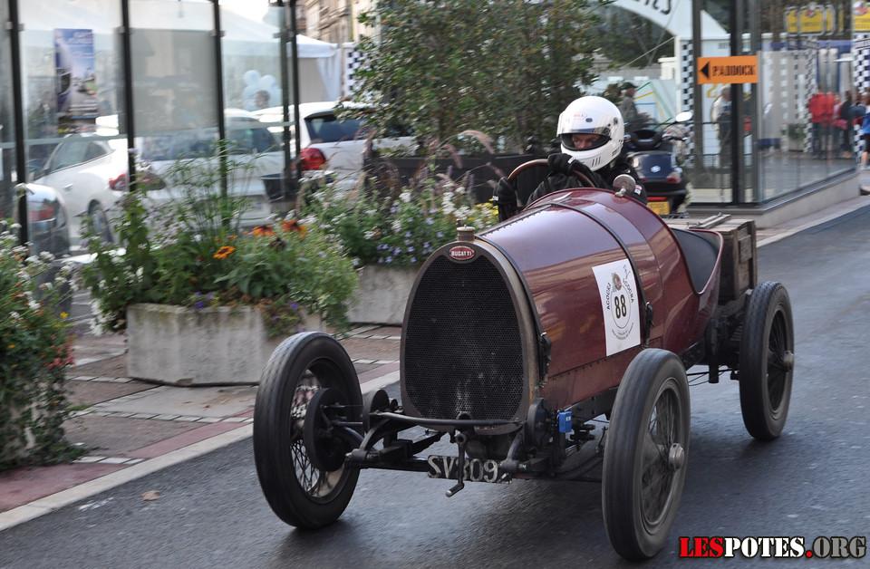 Photographie Bugatti