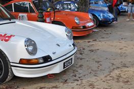 Paddock Porsche et Alpine