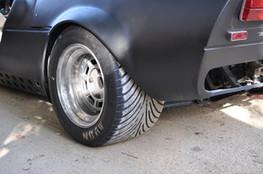 Maserati Bora, pneu
