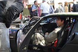 Maserati Bora, pilote