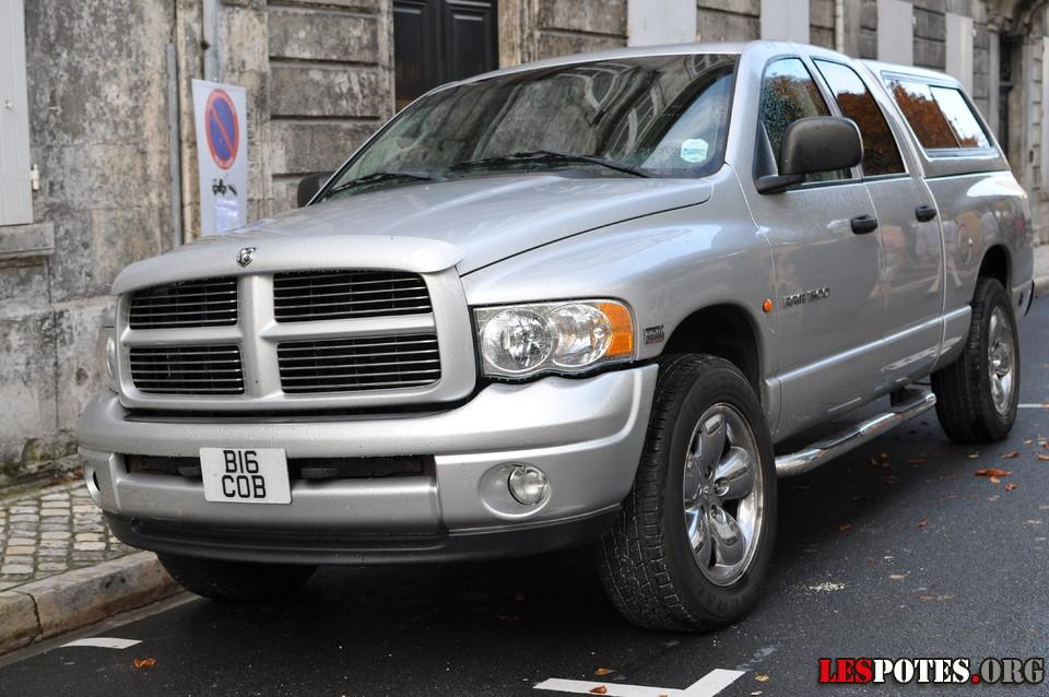 Photographie Dodge Ram 1500