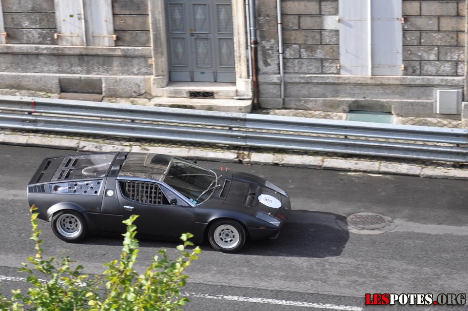Photographie Maserati Bora