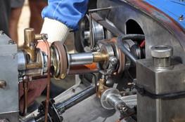 Paddocks - moteur