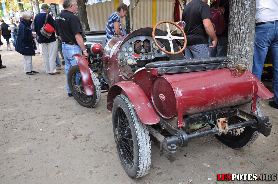 Photographie Paddocks - Bugatti