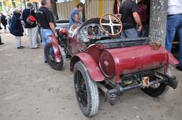 Paddocks - Bugatti