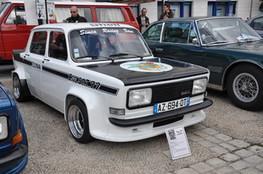 Simca 1000 coupe SRT 1977