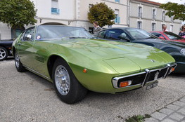 Maserati Ghibli 55, face