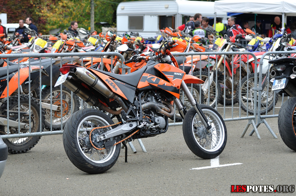 Photographie KTM 660 LC4
