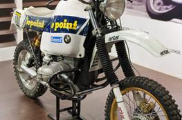 BMW Paris- Dakar Hubert Auriol