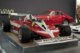 F1 Ferrari 312 T3 de 1978