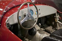 Intérieur Maserati