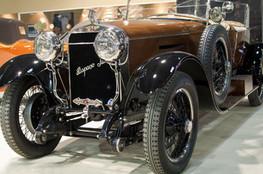 Hispano-Suiza H6 B unique