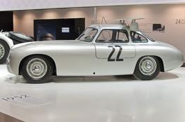 Mercedes 300 SL de 1952