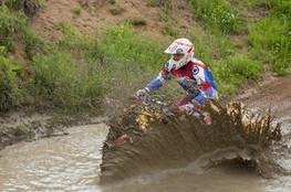 Fosse - Bain de boue