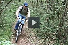 Vidéo Terrain en VTT (1er jour)
