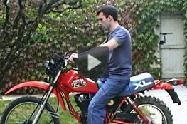 Vidéo La 125 XLS ruuuuugiiiiiit