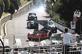 Vidéo Circuit des Remparts 2007