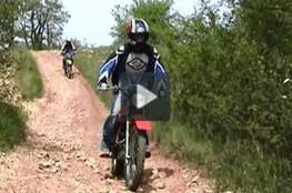 Vidéo Balade du 3 mai en WRE - YZ - XLS