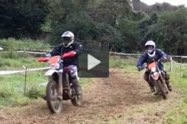 Vidéo Rando de Sauzé-Vaussais 2013