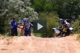Vidéo Sortie à Chateauneuf du 17-07-2010