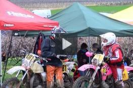 Vidéo Moto enduro de Bouteville 2011