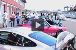 Vidéo Sortie piste au Vigeant avec le Club911