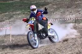 Vidéo Enduro des deux terres 2012