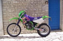 Kawasaki 200 KDX