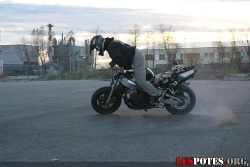 Photographie : Honda 900 cbr