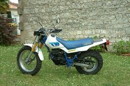 2 TW 200 Yamaha 1 de 1990 et l'autre de 1994