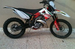 GasGas 125 ec six days