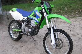 Kawasaki 300 KLXR