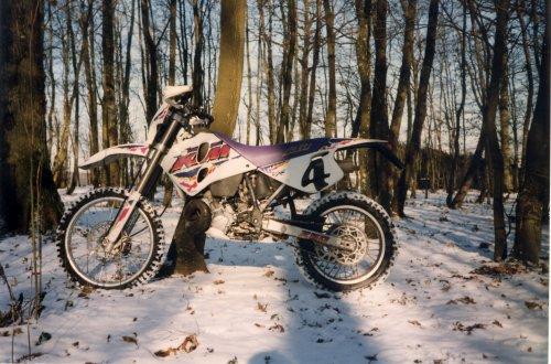Photographie : KTM 250 EXC