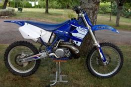 Yamaha 250 YZ